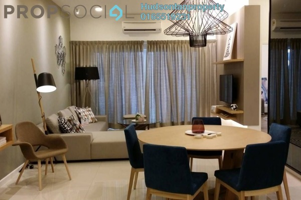 For Sale Condominium at Savanna Executive Suites, Southville City Freehold Semi Furnished 3R/2B 340k