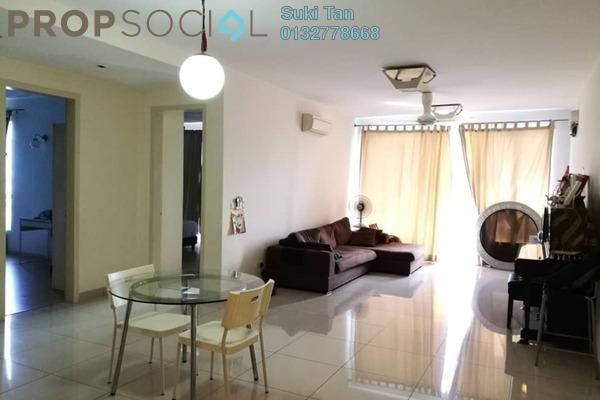 For Sale Condominium at Menjalara 18 Residences, Bandar Menjalara Freehold Semi Furnished 3R/3B 620k