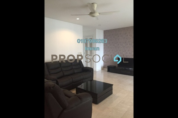 For Rent Condominium at Kiaraville, Mont Kiara Freehold Fully Furnished 3R/3B 5.7k