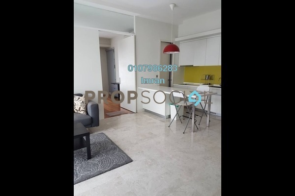 For Rent Serviced Residence at The Signature, Sri Hartamas Freehold Fully Furnished 1R/1B 2.5k
