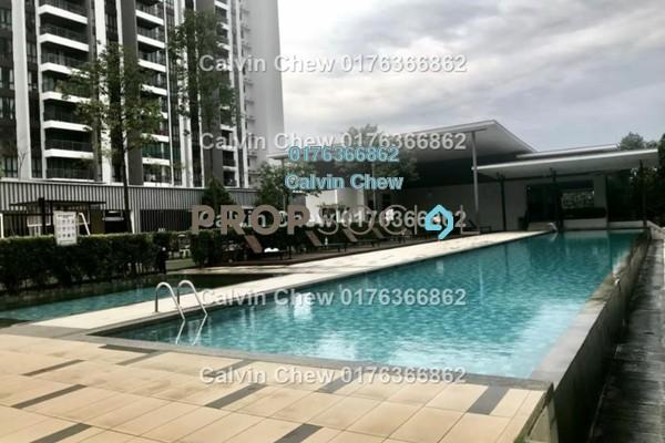 For Sale Condominium at Cristal Residence, Cyberjaya Freehold Unfurnished 3R/3B 421k