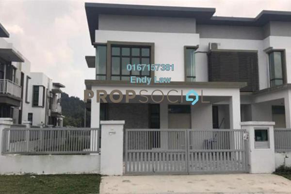 For Sale Semi-Detached at Taman Sutera Utama, Skudai Freehold Semi Furnished 5R/4B 720k