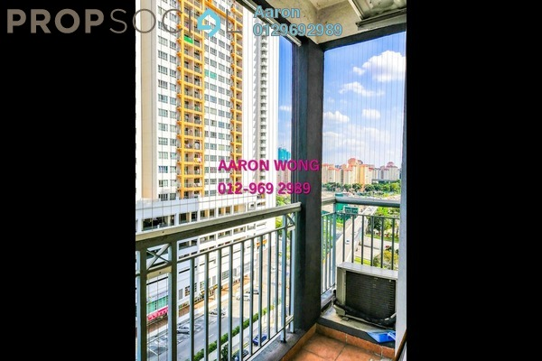 For Sale Condominium at OUG Parklane, Old Klang Road Freehold Semi Furnished 3R/2B 499k