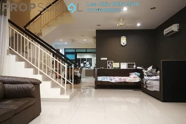 For Sale Terrace at The Peak, Cheras South Freehold Semi Furnished 7R/5B 1.48m