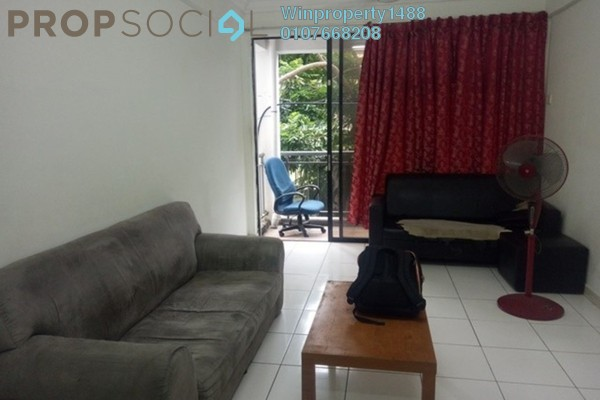 For Rent Condominium at Cyberia SmartHomes, Cyberjaya Freehold Fully Furnished 3R/2B 1.2k