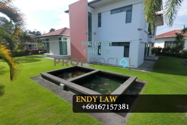 For Sale Bungalow at Taman Saujana Putra, Johor Freehold Fully Furnished 6R/6B 4.5m