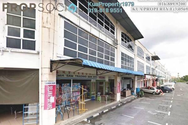 For Rent SoHo/Studio at Uni Garden, Kota Samarahan Freehold Unfurnished 0R/0B 2.8k