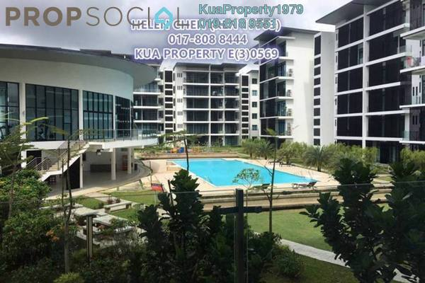 For Rent Condominium at The Orchard Residences, Kota Samarahan Freehold Fully Furnished 3R/3B 2.5k