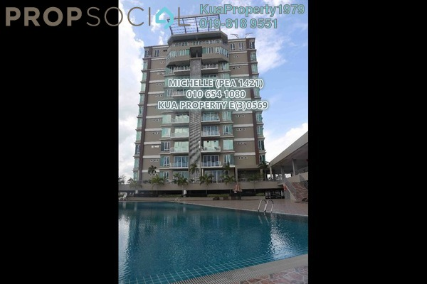 For Rent Condominium at D'Jewel, Kuching Freehold Unfurnished 4R/4B 2.8k
