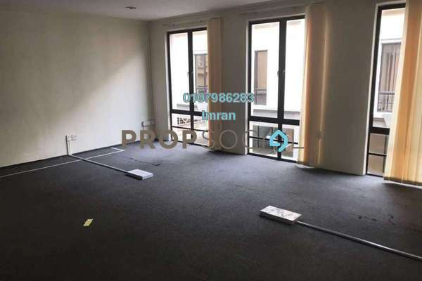 For Rent Office at Plaza Damas, Sri Hartamas Freehold Semi Furnished 3R/0B 2.5k
