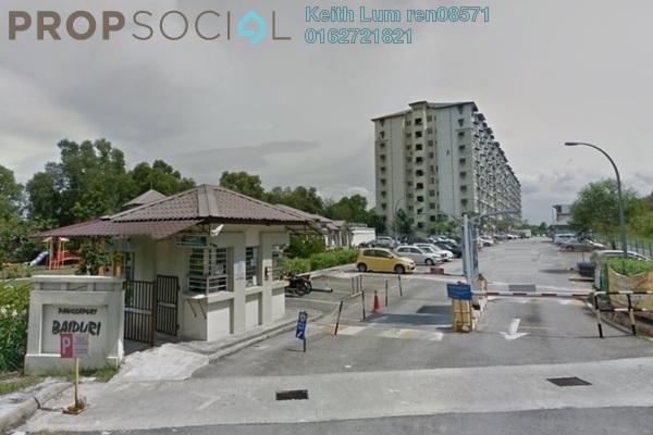 For Sale Condominium at Baiduri Courts, Bandar Bukit Puchong Freehold Unfurnished 3R/2B 294k
