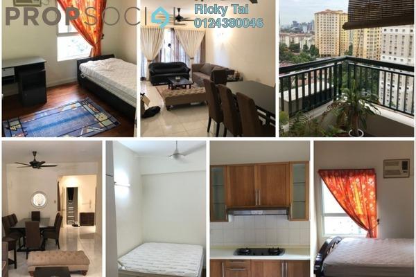 For Rent Condominium at Seri Maya, Setiawangsa Freehold Fully Furnished 3R/2B 2k
