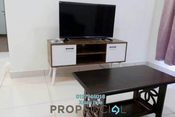 For Rent Condominium at The Link 2 Residences, Bukit Jalil Freehold Fully Furnished 2R/1B 1.9k