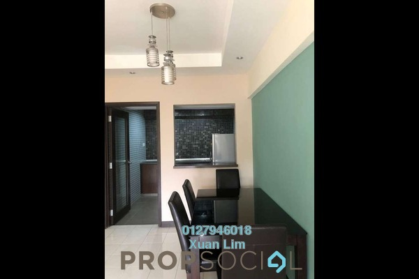 For Sale Condominium at Anjung Hijau, Bukit Jalil Freehold Fully Furnished 2R/2B 480k