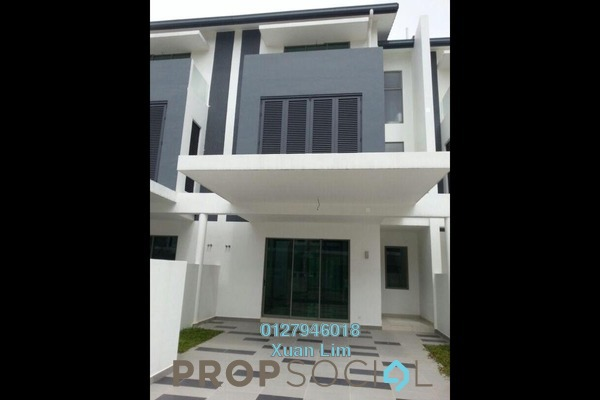 For Sale Terrace at Laman Bayu, Bukit Jalil Freehold Unfurnished 5R/5B 1.52m
