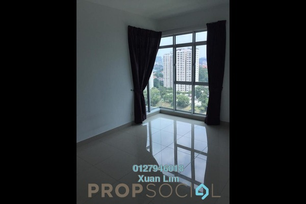 For Rent Condominium at Kiara Residence 2, Bukit Jalil Freehold Semi Furnished 3R/3B 1.8k