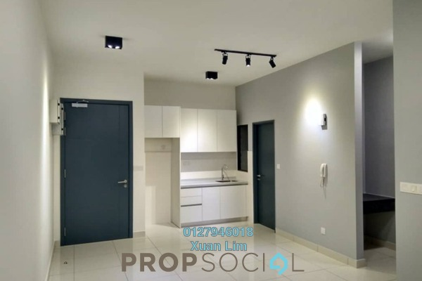 For Rent Serviced Residence at The Link 2 Residences, Bukit Jalil Freehold Semi Furnished 2R/1B 1.5k