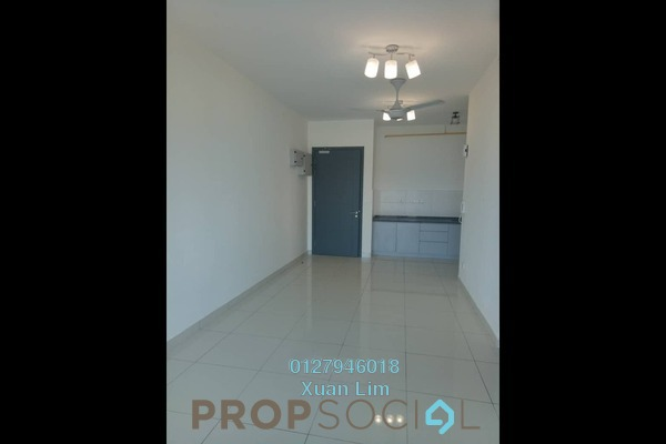 For Rent Serviced Residence at The Link 2 Residences, Bukit Jalil Freehold Semi Furnished 3R/2B 1.9k