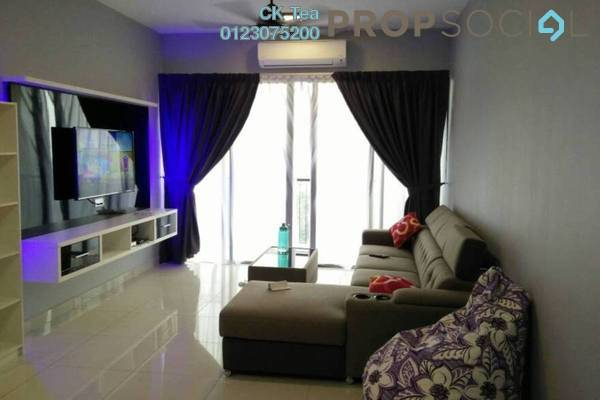 For Sale Condominium at Oasis 1 @ Mutiara Heights, Kajang Freehold Fully Furnished 3R/2B 570k