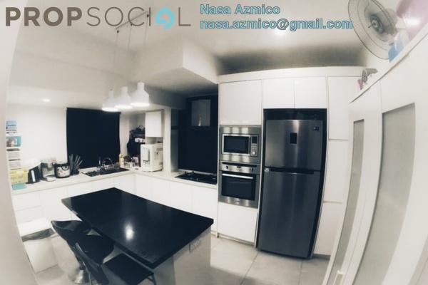For Sale Condominium at Sri Permata, Shah Alam Freehold Semi Furnished 3R/2B 445k