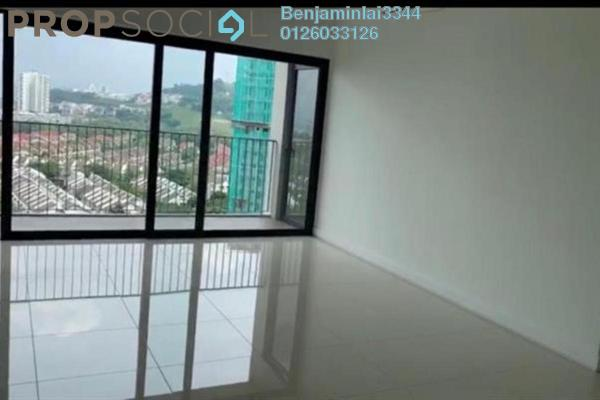 For Rent Condominium at The Westside Three, Desa ParkCity Freehold Semi Furnished 3R/2B 3.8k