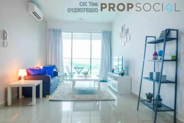 For Rent Condominium at Kiara Residence 2, Bukit Jalil Freehold Semi Furnished 4R/0B 1.85k
