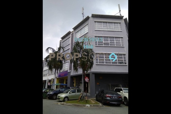 For Sale Office at 1 Puchong Business Park, Bandar Puchong Jaya Freehold Unfurnished 0R/6B 2.3m