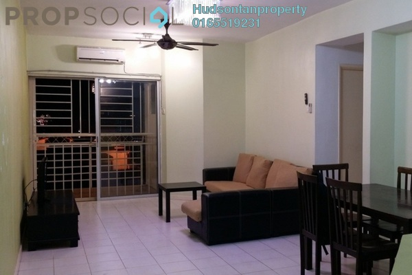 For Sale Condominium at Warisan Cityview, Cheras Freehold Semi Furnished 3R/2B 360k