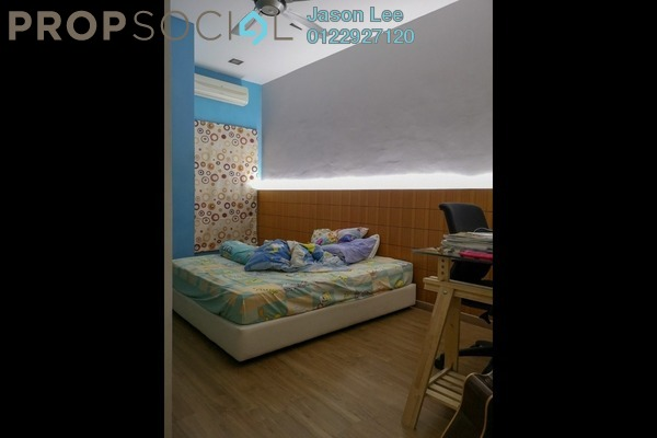 For Sale Terrace at Sutera Damansara, Damansara Damai Freehold Semi Furnished 4R/3B 880k
