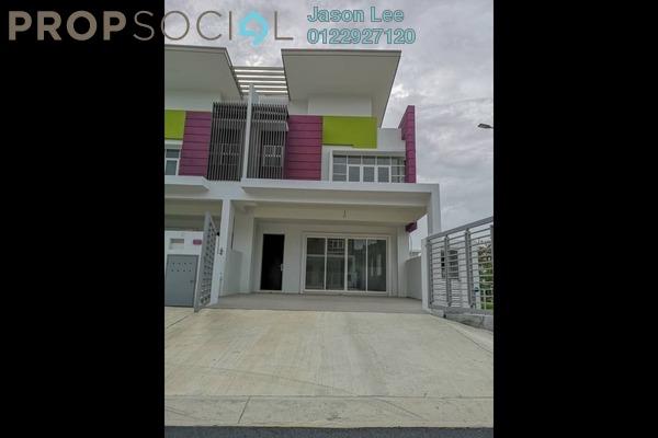 For Sale Terrace at Semanja, Kajang Freehold Unfurnished 4R/4B 850k