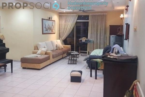 For Sale Condominium at Impian Heights, Bandar Puchong Jaya Freehold Semi Furnished 3R/2B 350k