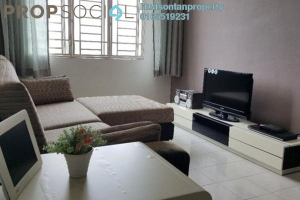 For Sale Condominium at Taman Cheras Intan, Batu 9 Cheras Freehold Semi Furnished 3R/2B 250k