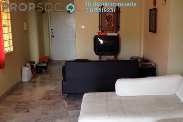 For Sale Condominium at De Tropicana, Kuchai Lama Freehold Semi Furnished 3R/2B 270k