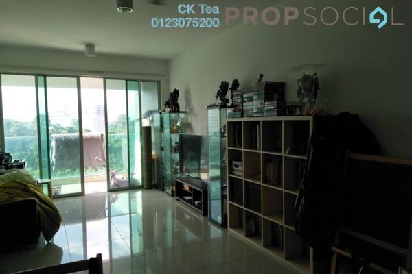 For Sale Condominium at Kiara Residence 2, Bukit Jalil Freehold Semi Furnished 4R/2B 700k