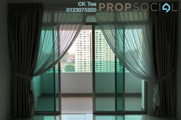For Rent Condominium at Kiara Residence 2, Bukit Jalil Freehold Semi Furnished 4R/2B 1.6k