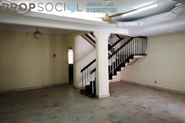 For Sale Terrace at Zone M, Sri Petaling Leasehold Semi Furnished 4R/3B 900k