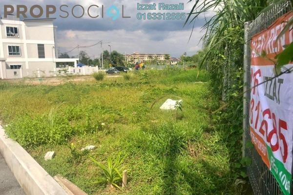 For Sale Land at Taman Ramal Desa, Bandar Baru Bangi Freehold Unfurnished 0R/0B 580k