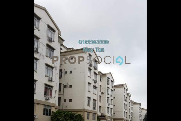 For Sale Condominium at Goodyear Court 8, UEP Subang Jaya Freehold Unfurnished 3R/2B 360k