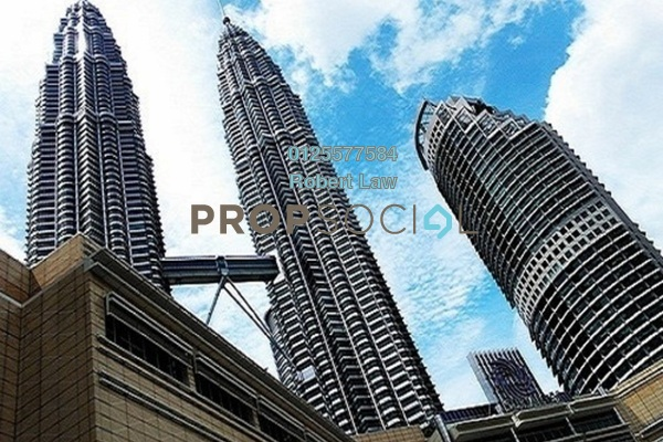 For Rent Office at Maxis Tower, KLCC Freehold Unfurnished 0R/0B 134k