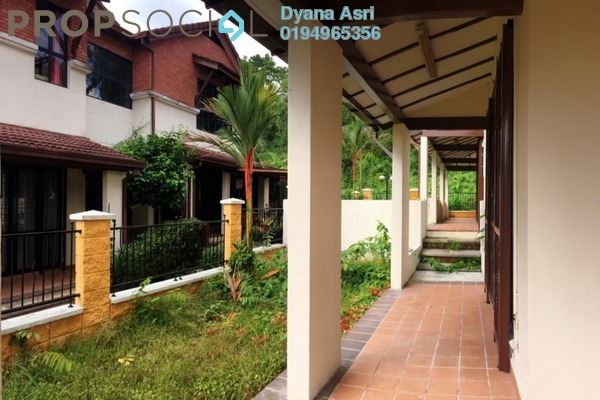 For Sale Terrace at Birai, Bukit Jelutong Freehold Semi Furnished 5R/5B 1.2m