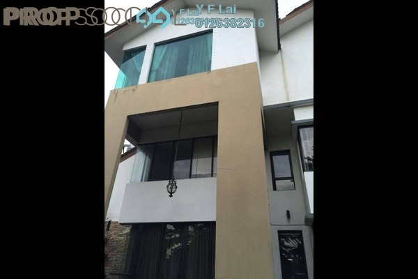For Sale Terrace at Lake Fields, Sungai Besi Freehold Semi Furnished 4R/4B 2.08m