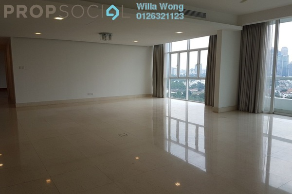 For Rent Condominium at Embassyview, Ampang Hilir Freehold Semi Furnished 4R/3B 10k