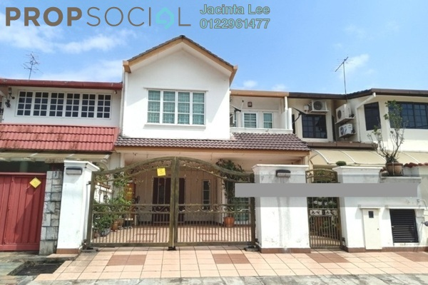 For Sale Superlink at SS2, Petaling Jaya Freehold Semi Furnished 4R/3B 1.04m