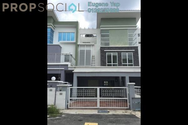 For Sale Terrace at Taman Sri Putra, Sungai Buloh Freehold Unfurnished 7R/4B 580k