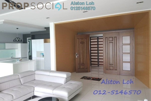 For Sale Condominium at The Light Point, The Light Freehold Semi Furnished 5R/7B 4.35m