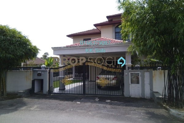 For Sale Semi-Detached at Suakasih, Bandar Tun Hussein Onn Freehold Semi Furnished 5R/4B 850k