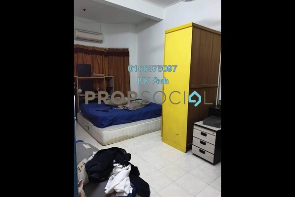 For Sale Link at BK4, Bandar Kinrara Freehold Semi Furnished 3R/2B 420k