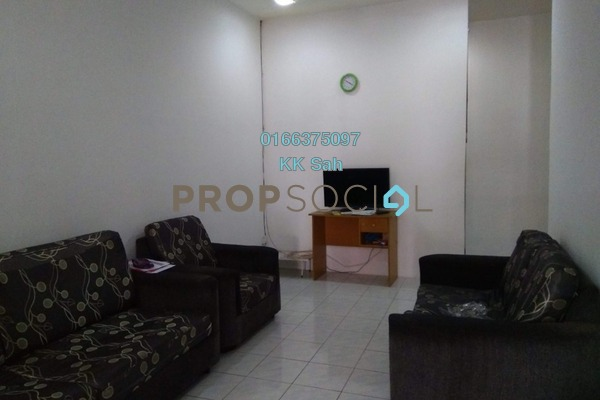 For Sale Terrace at Taman Kota Pendamar, Port Klang Freehold Semi Furnished 3R/2B 339k