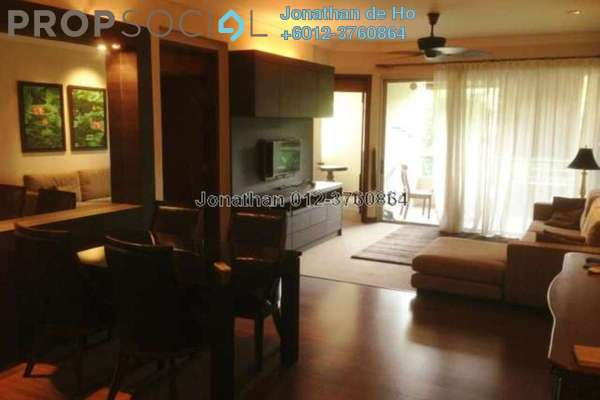For Rent Condominium at Riana Green, Tropicana Leasehold Fully Furnished 2R/2B 2.9千
