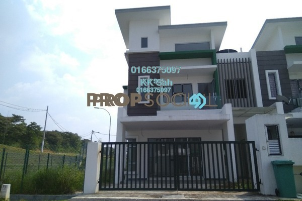 For Sale Superlink at Tiara East, Semenyih Freehold Unfurnished 4R/4B 574k